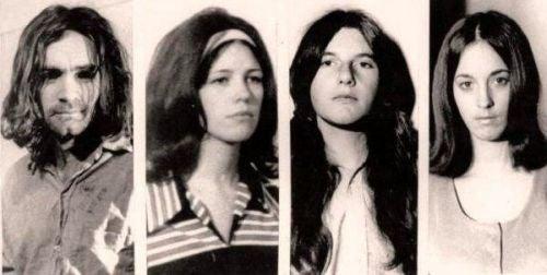 Charles Manson i jego rodzina