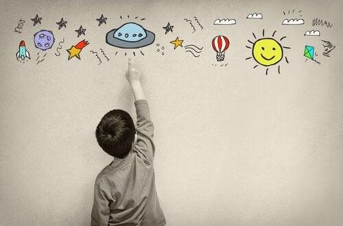 Chłopiec i kosmos - rezyliencja u dzieci