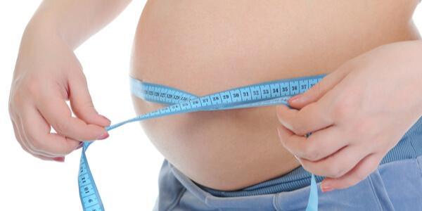 Ciążowy brzuch - pregoreksja