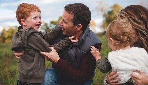 Co-Parenting: nowy model wychowywania dzieci