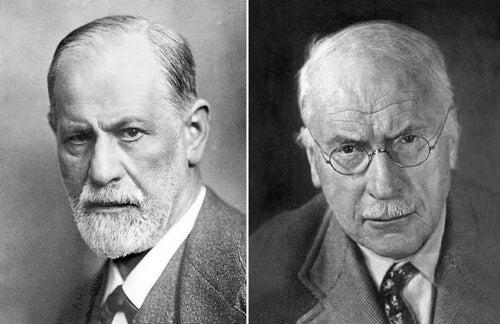 Freud i Jung - dziesięć różnic między ich nimi