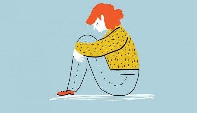izolacja w depresji