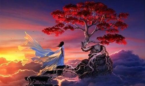 Sakura, japońska legenda o prawdziwej miłości
