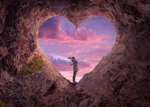 Dobrzy ludzie mają wielkość w sercu