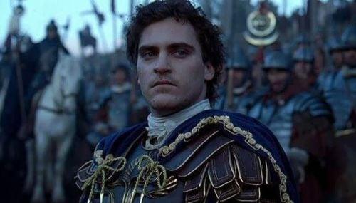 Kommodus z filmu Gladiator