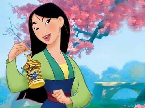Mulan: świetny przykład dla kobiet