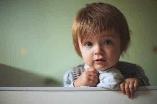 9 miesięcy - przełom w życiu niemowlęcia