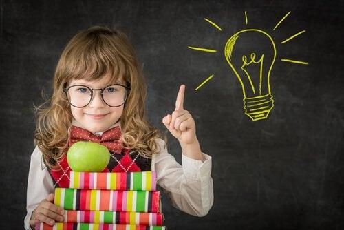 Dziewczynka ma pomysł - rezyliencja u dzieci