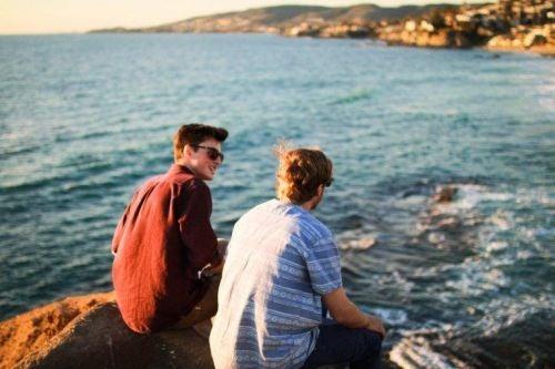 Przyjaźń od pierwszego wejrzenia między mężczyznami