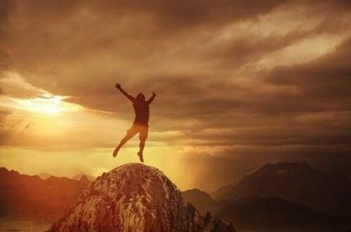 Osoby uzależnione od adrenaliny: żyjąc na krawędzi