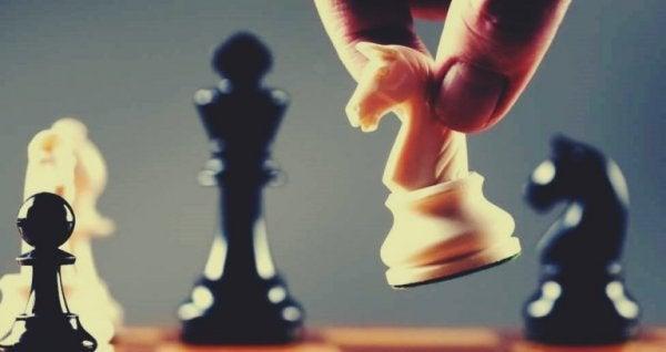 Myślenie strategiczne - szachy