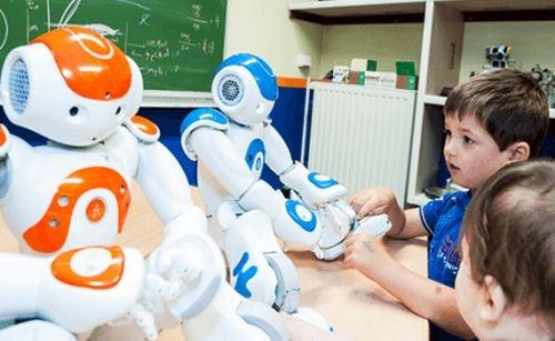 Terapia robotami dla dzieci z autyzmem