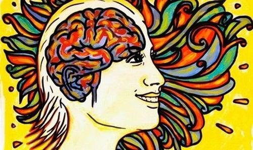 Szczęście jest w lewej półkuli Twojego mózgu