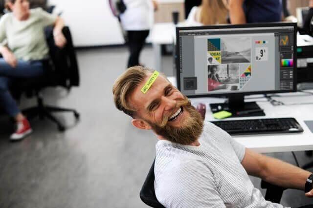Żartowniś w pracy - rodzaje pracowników