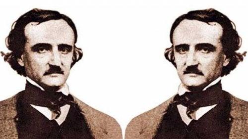 Edgar Alan Poe i jego odbicie