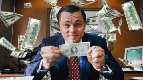 Wilk z Wall Street - ambicje i władza