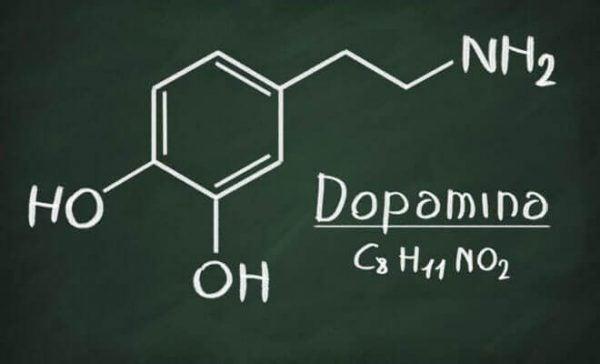 dopamina związek chemiczny