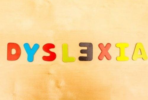 Dysleksja - przyklad