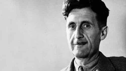 Rok 1984 - jedno z najbardziej znanych dzieł Orwella