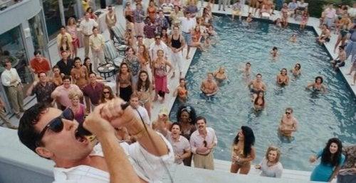 impreza w basenie