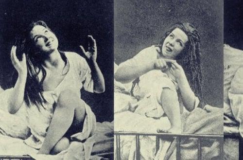Kobiety z histerią