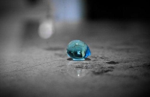Niebieska kropla