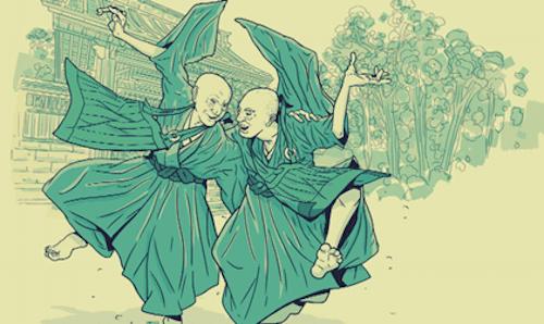 Jak pokonać wroga zgodnie z zasadami buddyzmu?
