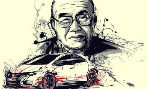 Soichiro Honda i jego niezwykła historia