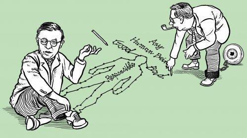 Psychoterapeuci przy pracy