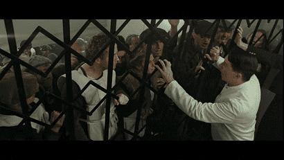 kadr z filmu Titanic