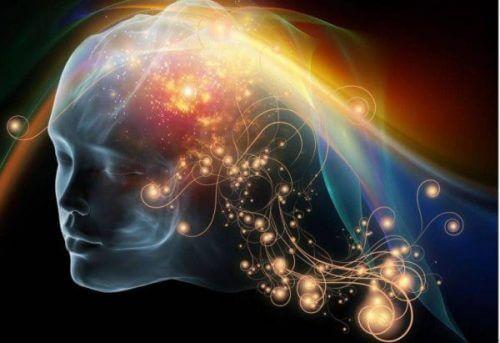umysł wysyła spokojne fale