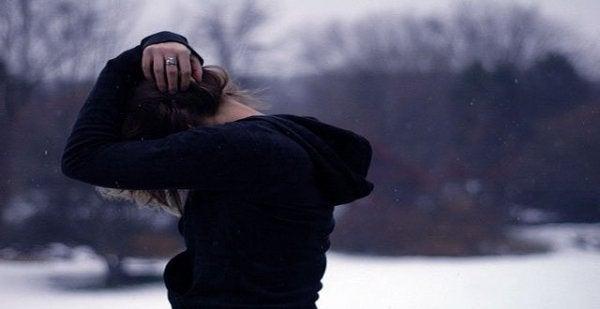 Zimowa depresja.
