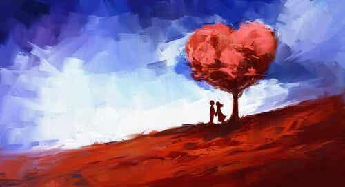 Składniki pełnej miłości - poznaj trzy najważniejsze