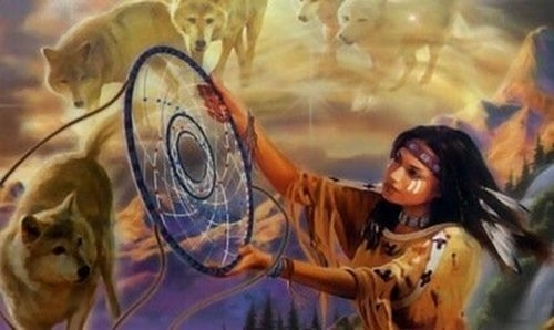 Łapacz snów – Piękna legenda Lakoty