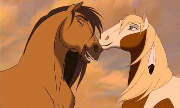 Mustang z Dzikiej Doliny.