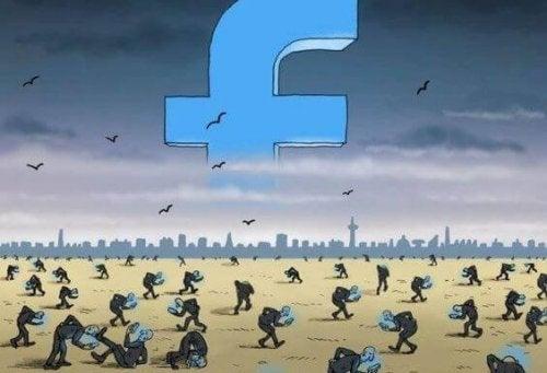 Niewolnicy facebooka