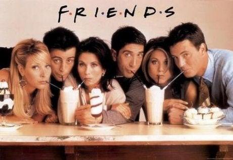 obsada przyjaciół
