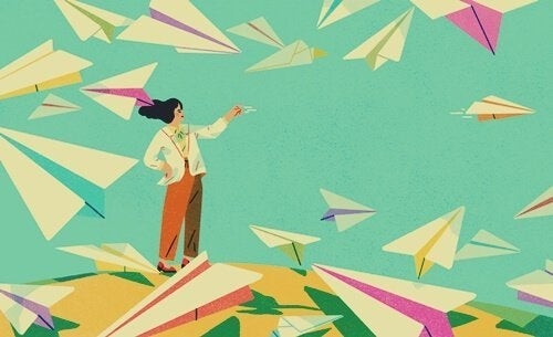 Papierowe samoloty