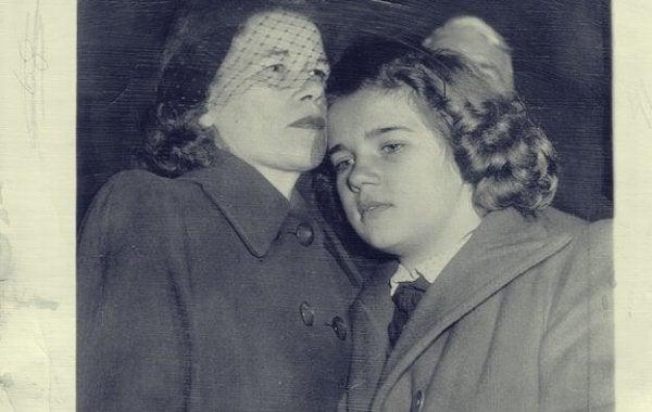 sally horner z mamą