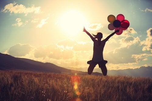 Odwaga oznacza chwilową utratę równowagi