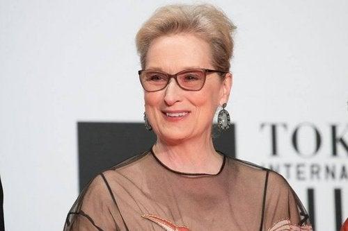 Charyzma Meryl Streep.