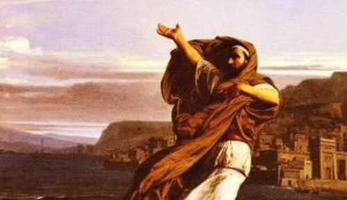 Demostenes - wielki mówca z wadą wymowy