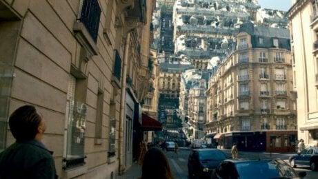 incepcja miasto