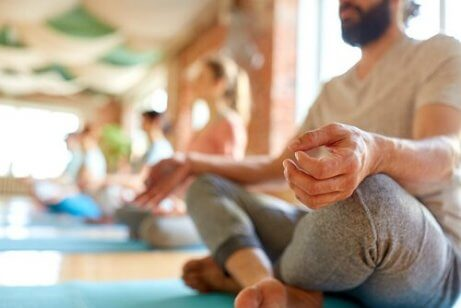 Medytacja ciche odosobnienie