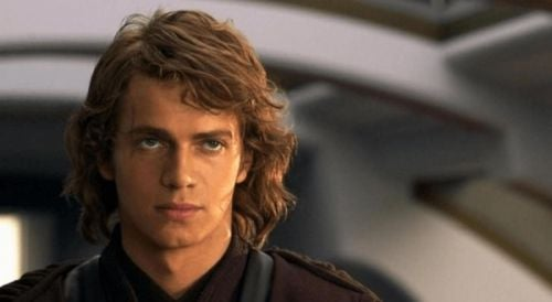 Nastoletni Anakin Skywalker