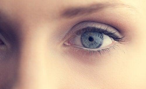 Mowa ciała to też wyraz oczu