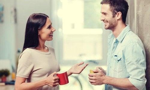 Pozytywna rozmowa może zmienić Twój mózg!