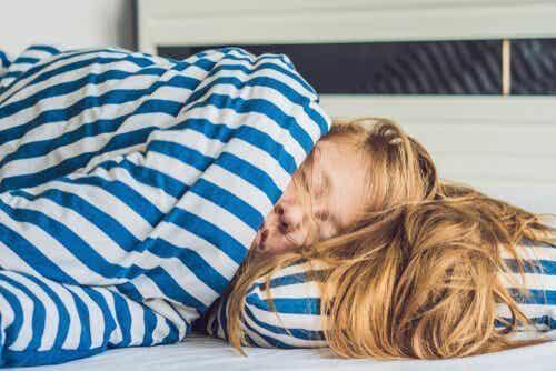 Spanie w nadmiarze - negatywne konsekwencje