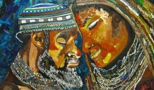 Sawubona: piękne powitanie afrykańskiego plemienia