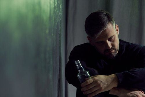 Alkohol i osoba od niego uzależniona